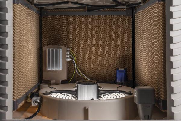 Raffrescatori motore inverter