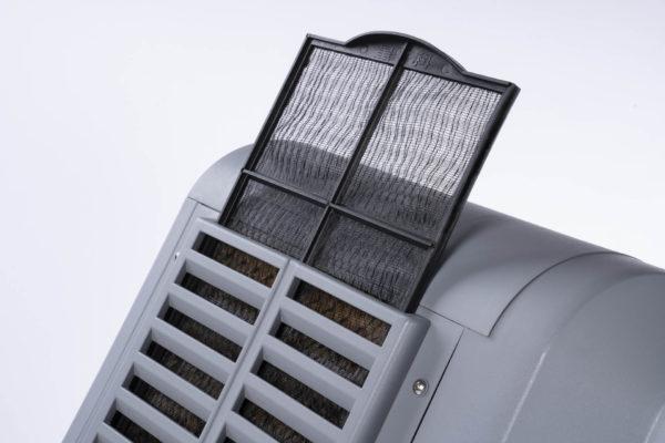 Raffrescatore evaporativo ecologico