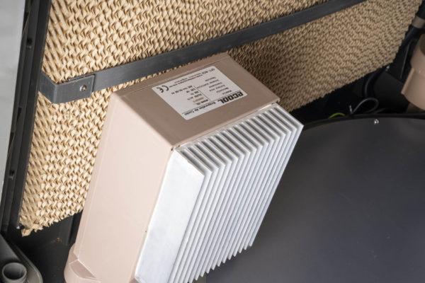 Raffrescatore evaporativo adiabatico ecool