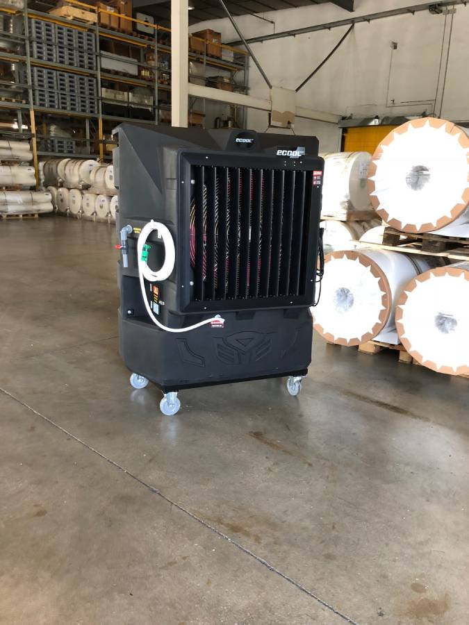 Raffrescatore mobile industriale
