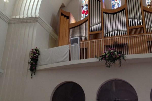 Raffrescatori evaporativi chiese