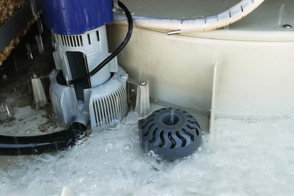 Ionizzazione acqua