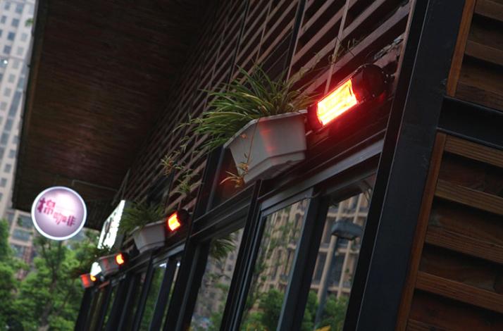 Lampade riscaldanti infrarossi bluetooth
