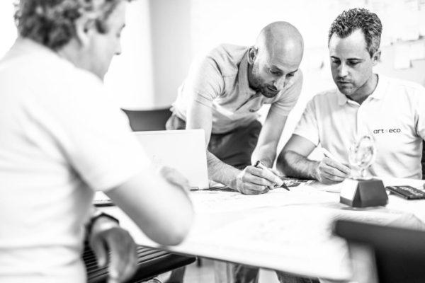 Progettazione impianti e clienti